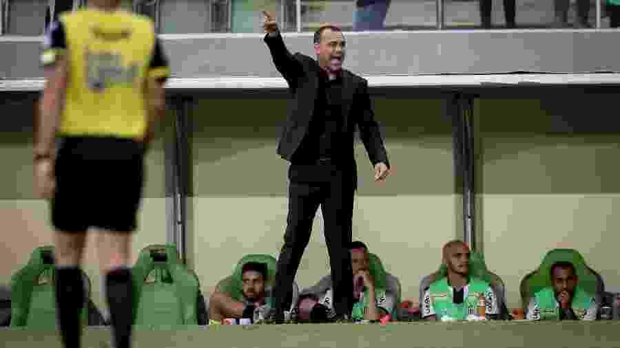 Rafael Dudamel, técnico do Atlético-MG, sofre pressão por melhora dos resultados na Cidade do Galo - Bruno Cantini/Divulgação/Atlético-MG