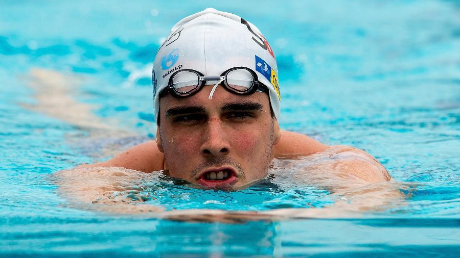 Bruno Fratus, nadador olímpico brasileiro  - Buda Mendes/LatinContent via Getty Images