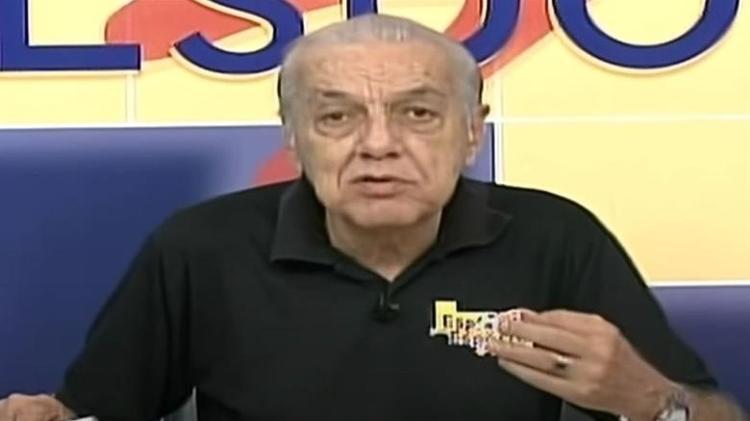Apresentador Armando Gomes morre aos 76 anos