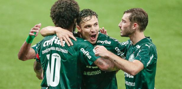 Andre Rocha - Palmeiras firme na rota da tríplice coroa. Corinthians paga pela empolgação