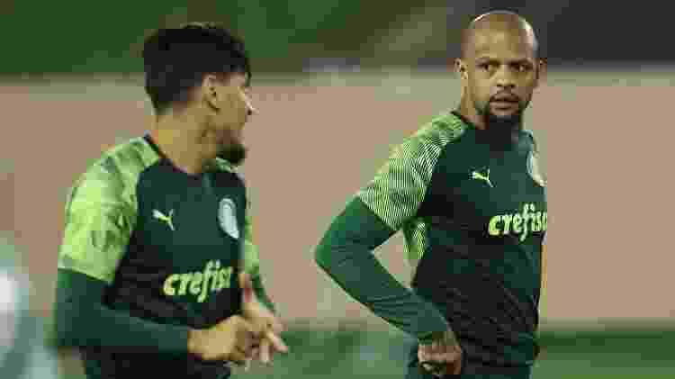 gomez-melo - Cesar Greco/Palmeiras - Cesar Greco/Palmeiras