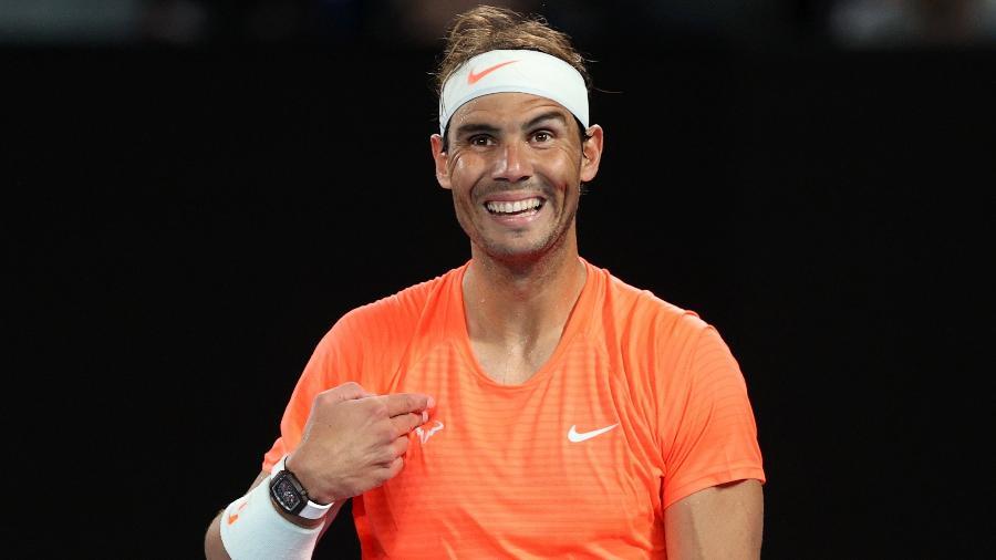 """Tenista espanhol venceu pela 2ª vez o """"Oscar do Esporte"""" na categoria de melhor atleta masculino - Reuters"""