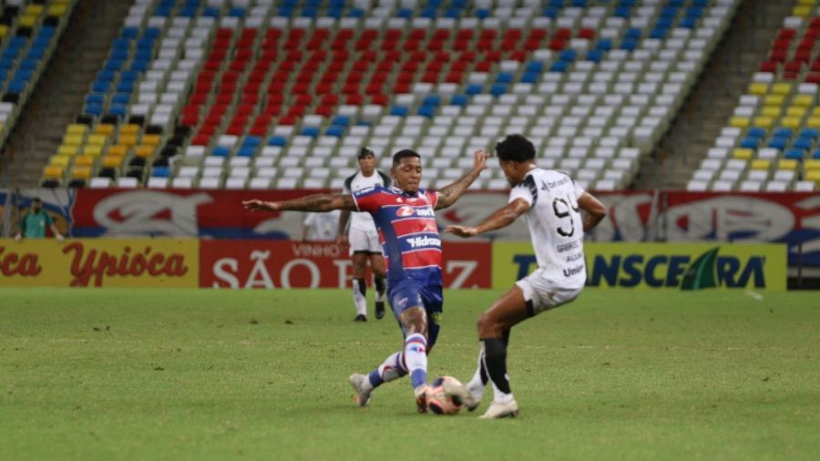 Fortaleza x Ceará, decisão do Cearense - Leonardo Moreira / Fortaleza EC