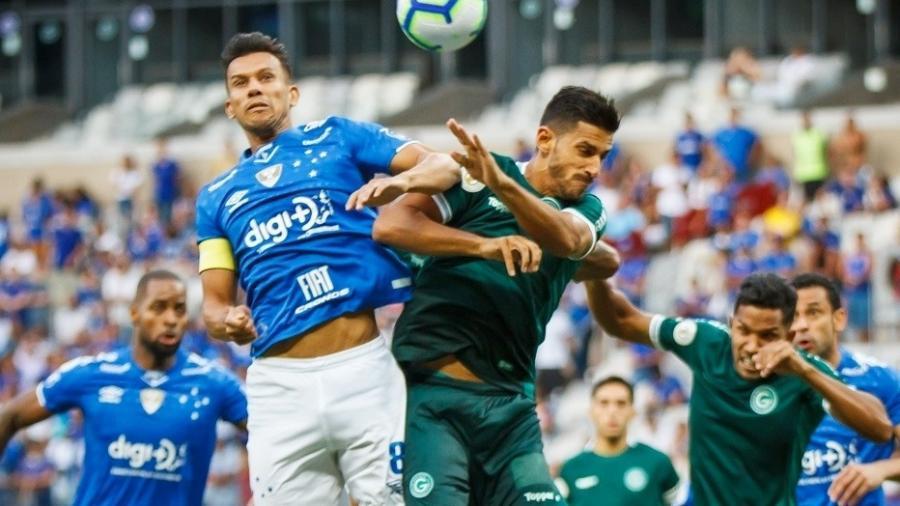 Última partida entre Cruzeiro e Goiás aconteceu em 2019, com ambos os clubes na Série A do Brasileirão - Divulgação/Goiás