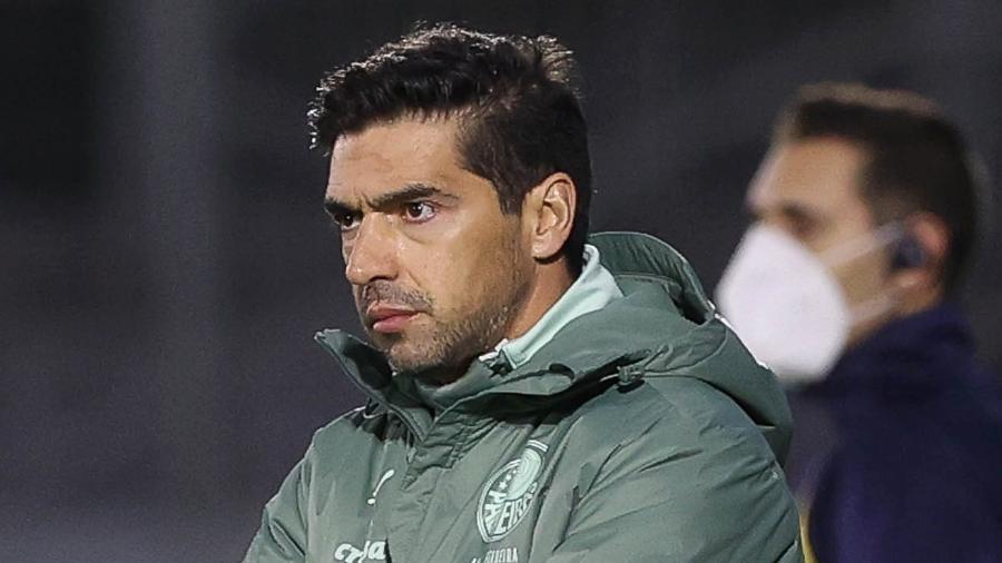 Abel Ferreira comanda o Palmeiras  - Cesar Greco/Palmeiras