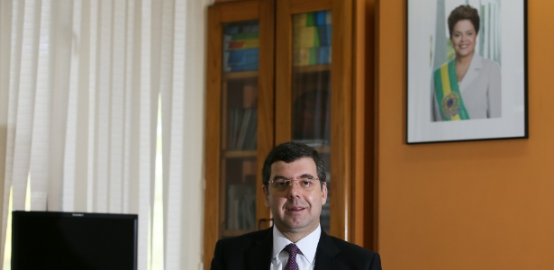 Ricardo Leyser, integrante do PCdoB, e novo ministro do Esporte