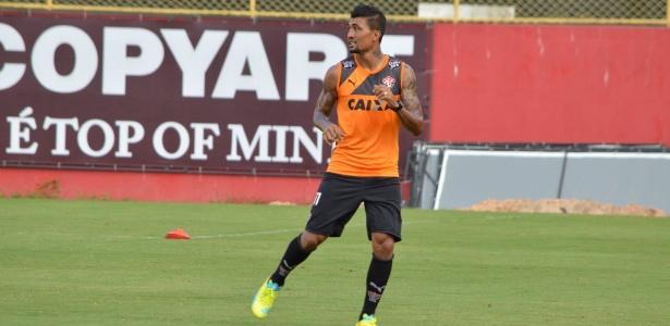 Kieza cumprirá o jogo que falta diante do Náutico-RR, pela Copa do Brasil - Divulgação/Facebook oficial do EC Vitória