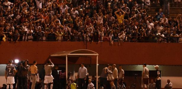 Mailson Santana / Site oficial do Fluminense