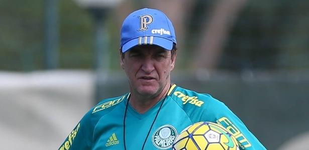 Cuca quer manter a 'simplicidade' do Palmeiras até o final do Campeonato Brasileiro
