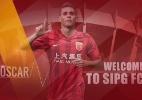 Shanghai SIPG confirma transferência de Oscar para o futebol chinês