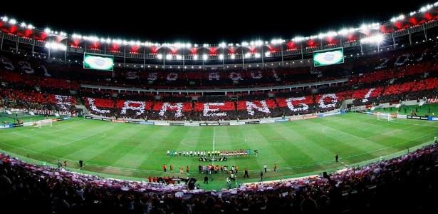 A torcida do Flamengo pode ficar fora do Maracanã em caso de gestão da Lagardère