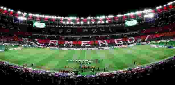 Torcida do Flamengo tem feito a sua parte na temporada e ainda sonha com o título - Staff Image / Flamengo