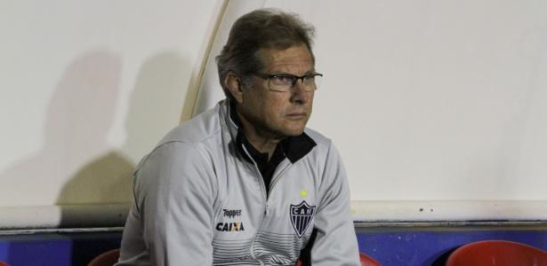 Oswaldo de Oliveira acredita que Atlético pode chegar à Libertadores