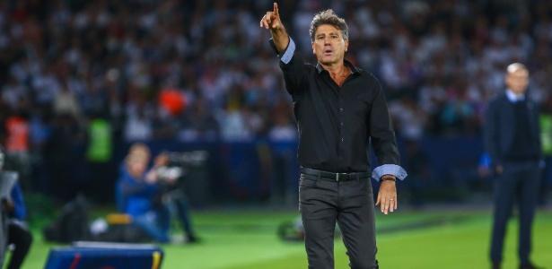 Renato Gaúcho comandará o Grêmio em mais um temporada. Clube se reformula