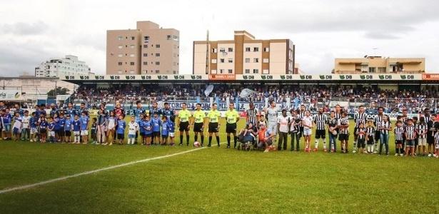 Atlético-MG e URT vão se enfrentar para oitava vez em três anos