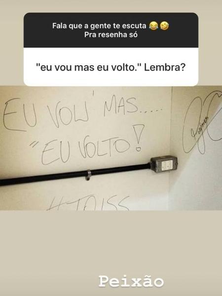 Santos brinca com publicação de Neymar nas redes sociais - Reprodução/Instagram