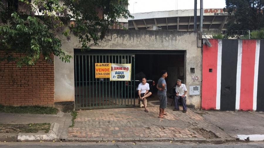 25b9359f7 Banheiro pode ser alugado em casa próxima ao Morumbi - José Eduardo  Martins/UOL