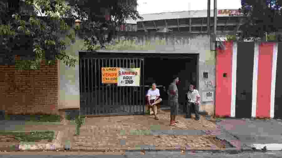 Banheiro pode ser alugado em casa próxima ao Morumbi - José Eduardo Martins/UOL