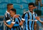 Grêmio ganha fôlego com jovens e aposta na base para eliminar o Bahia - Jeferson Guareze/Agif