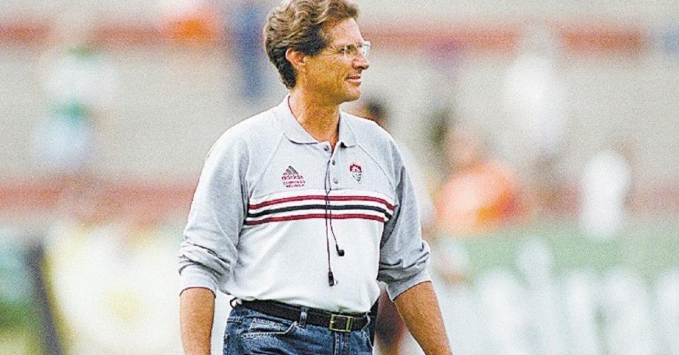 Oswaldo de Oliveira Fluminense Palmeiras 2001