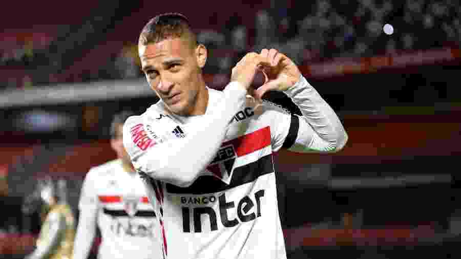 Antony teve bom desempenho em 2019 pelo São Paulo e ficou visado por clubes europeus no mercado da bola - Bruno Ulivieri/AGIF