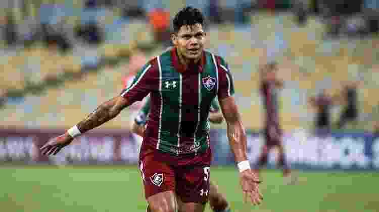 Evanilson Fluminense -  -