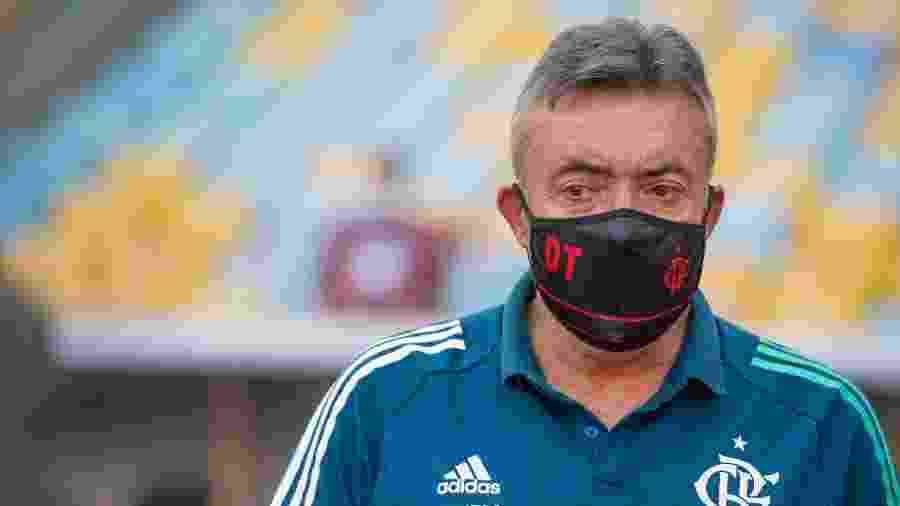 Domènec Torrent, técnico do Flamengo - Alexandre Vidal / Flamengo
