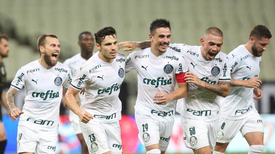 Jogadores do Palmeiras enfrentam surto de Covid-19 no elenco - Cesar Greco