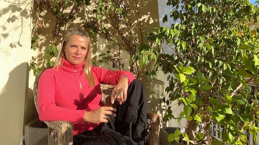 Mariana Becker em entrevista ao UOL - Júlia Rorigues/UOL