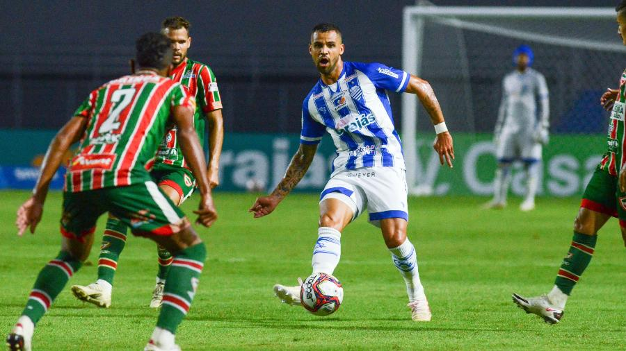 CSA e CRB vão decidir o Alagoano pela sexta vez seguida - Augusto Oliveira/CSA