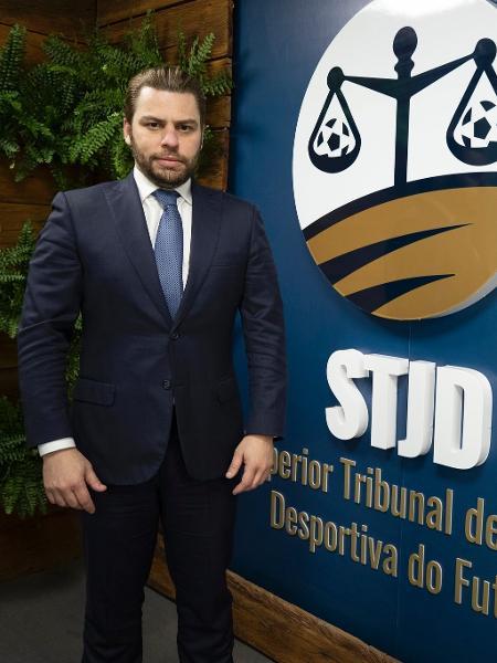 Otávio Noronha, presidente do STJD - Lucas Figueiredo/CBF