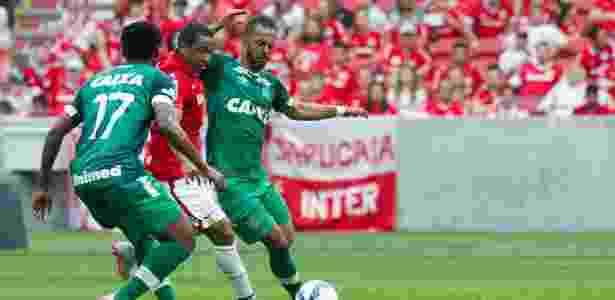 Anderson segue titular no meio-campo do Internacional. Marquinhos está fora - Alexandre Lops/Divulgação Inter