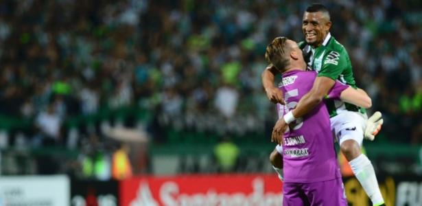 Armani deve chegar ao River após o fim da participação do Nacional na Libertadores