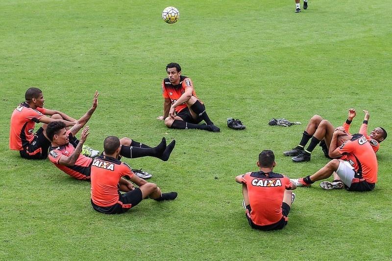 Fred fez apenas um treino pelo Atlético-MG e já vai ser titular no clássico
