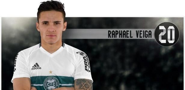 Raphael Veiga possui acordo apalavrado para defender o Palmeiras na próxima temporada