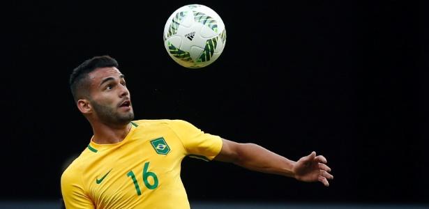 Santos tem 72% dos direitos do jogador e espera faturar alto em uma possível venda