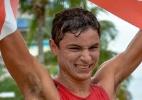 Triatleta é assaltado durante prova em Santos e fica sem bicicleta - MundoTri