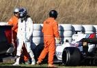 Novos carros da Fórmula 1 fazem teste de pré-temporada na Espanha - Mark Thompson/Getty Images