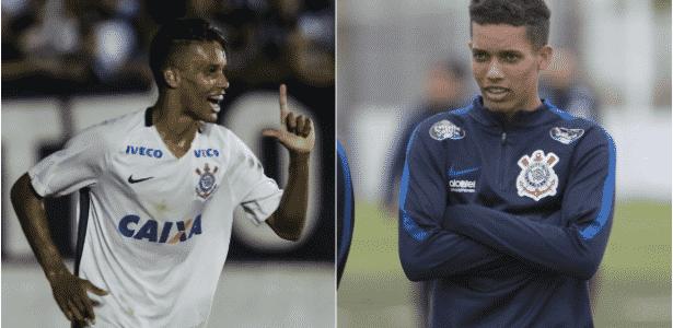 Pedrinho - Ag.Corinthians/Montagem/UOL Esporte - Ag.Corinthians/Montagem/UOL Esporte