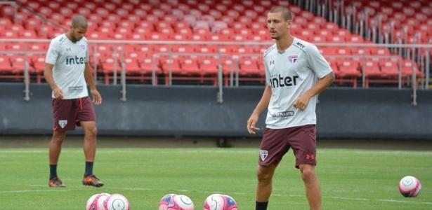 Pedro Augusto chegou ao clube em 2011 e poderá estrear nesta quarta-feira