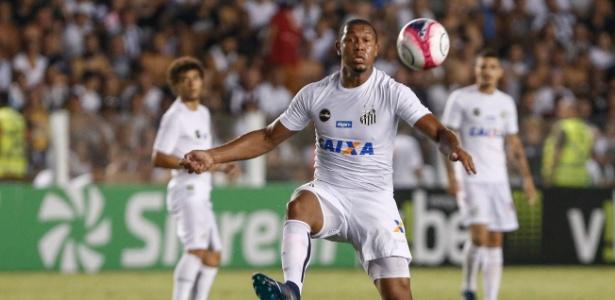 Atacante Rodrigão marcou apenas um gol em 2018 e estava encostado no Santos