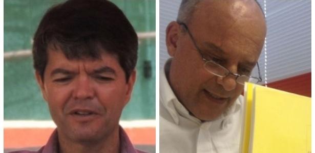 Felipe Ximenes e Chumbinho são analisados pela diretoria do Vasco
