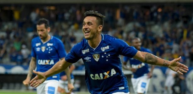 Robinho apontou Cruzeiro, Grêmio, Palmeiras, Flamengo e Corinthians como favoritos