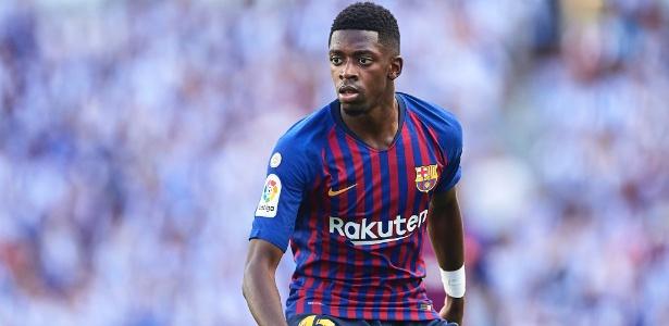 Segunda maior contratação da história, Dembélé pode deixar o Barcelona - Aitor Alcalde/Getty Images
