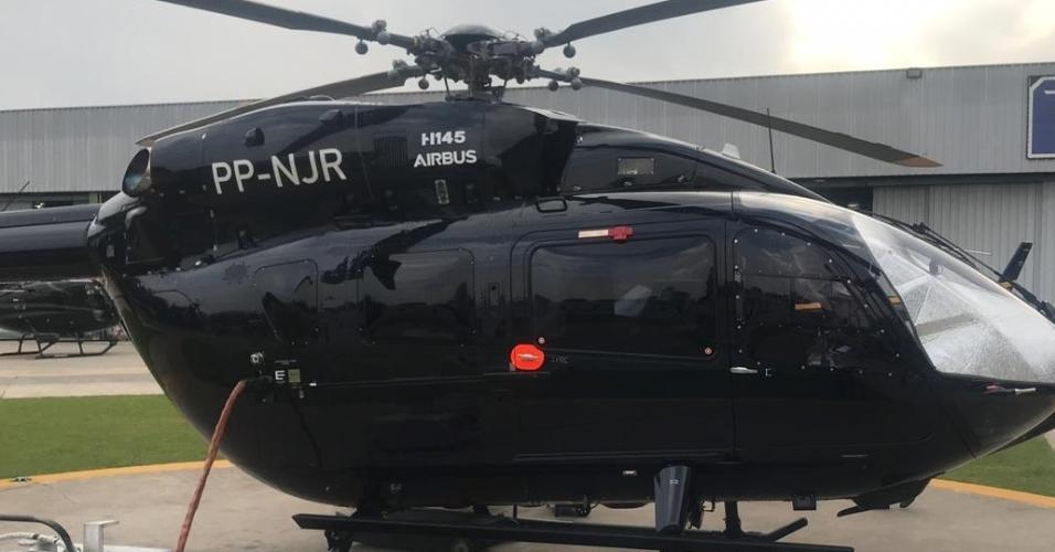 Helicóptero do Neymar 2