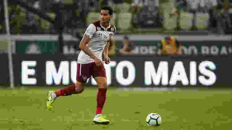 Ganso Fluminense Palmeiras - Lucas Merçon/Fluminense FC - Lucas Merçon/Fluminense FC