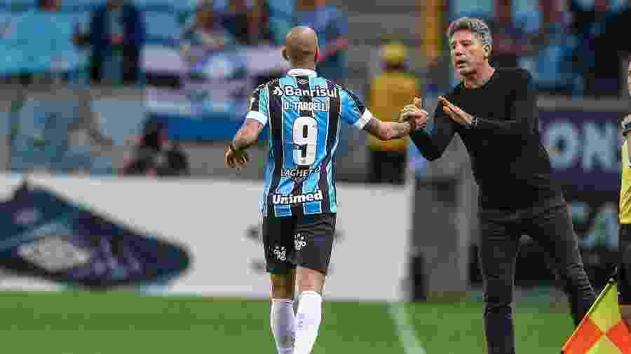 Lucas Ueberl/Grêmio