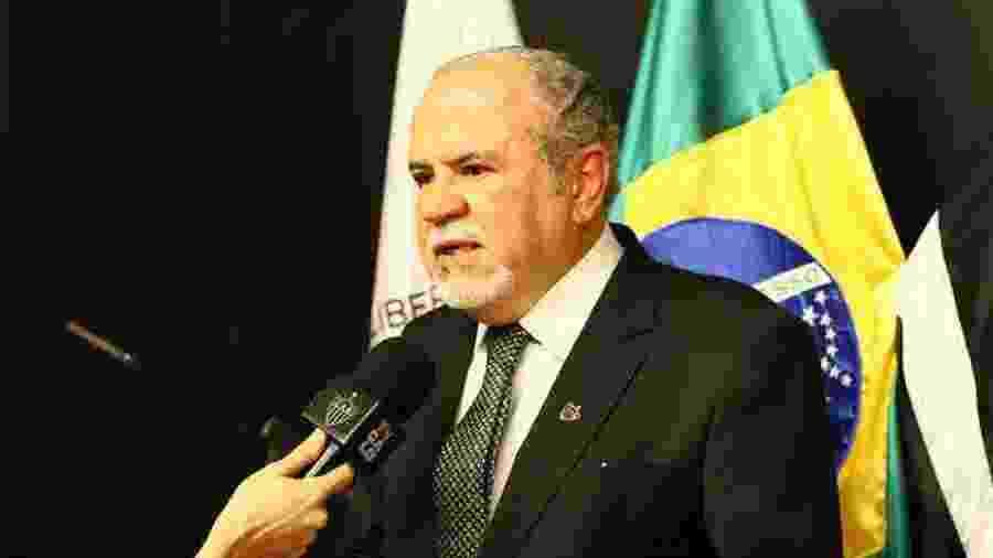 Castellar Guimarães Filho é o atual presidente do Conselho Deliberativo do Atlético-MG - Divulgação/Atlético-MG