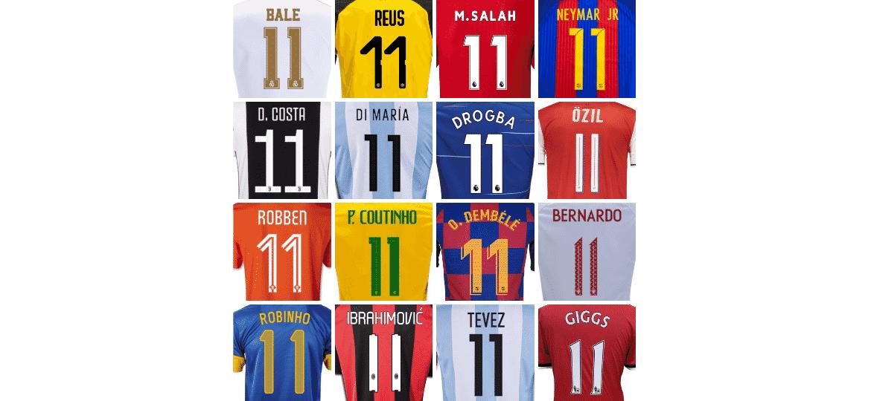 E aí, qual desses camisas 11 teria vaga no seu time? - UOL