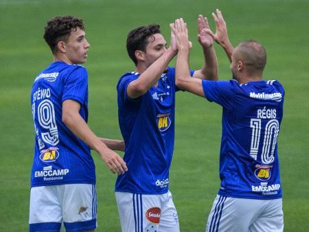 Cruzeiro Vence A Terceira Seguida E Soma Primeiros Pontos Na Serie B 16 08 2020 Uol Esporte